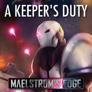 A Keeper's Duty Product Image