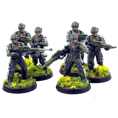 SecDef Infantry Product Image